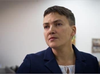 Савченко викликали на допит до СБУ