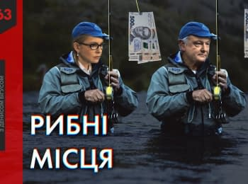 """Our Money"": Who buys votes for Poroshenko and Tymoshenko"