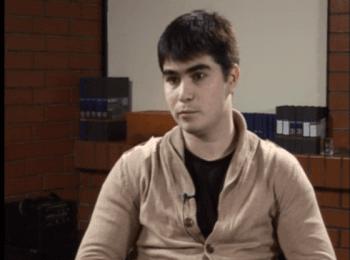 Розмова зі студентом Андрієм Онисько