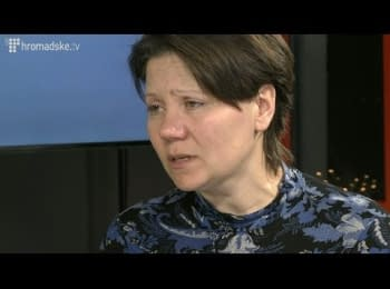 Інтерв'ю з матір'ю солдата Внутрішніх військ міліції / Interview with mother of soldier of Internal Troops