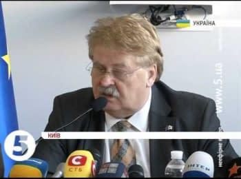 Брок-Клюєву: Активістів треба звільнити без переговорів /Brock to Kliuev: Activists must be released without negotiations