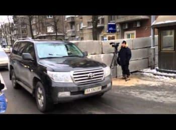 Геннадий Балашов: Берлинская стена Януковича / Gennady Balashov: Berlin Wall Yanukovych