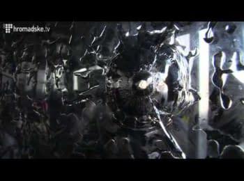 Захоплений Український дім 26.01.2014 /Captured Ukrainian House 26 january 2014