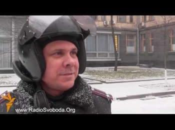 Чим стріляє по мітингувальникам на Грушевського «Беркут»?