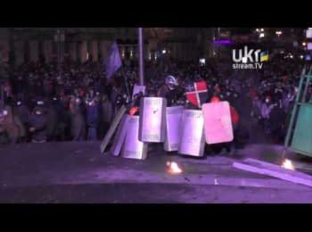 ПОВСТАНЦІ В ДІЇ / PROTESTERS in ACTION [19.01]