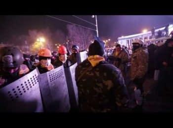 Babylon'13 - 19.01.2014 Київ, вул. Грушевського