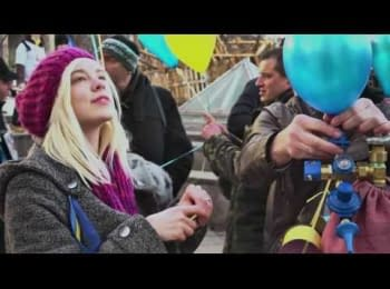 Ще один бік Майдану / Another side of Maidan