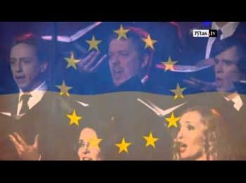 """Хор """"Bel Canto"""" підтрімав Євромайдан"""