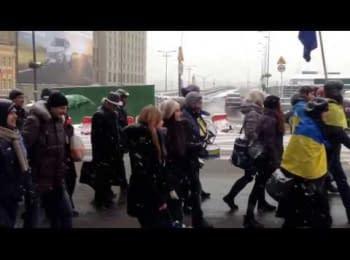 Могилянка йде на Майдан