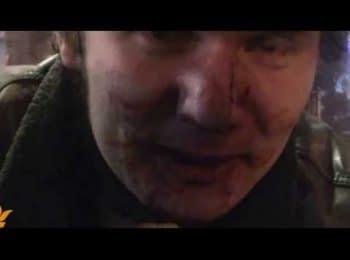 Штурм Євромайдану. Свідчення очевидців (30 листопада 2013)