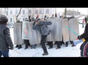 Сучасні лицарі / Knights of nowadays