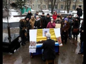 Піаніно для Донецька / Piano for Donetsk