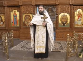 Священик Києво-Печерської Лаври бажає зла людям / The Prist of Kyivo-Pecherska Lavra wishes evil to people