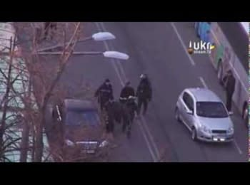 Killed activist is carrying along Verkhovna Rada!