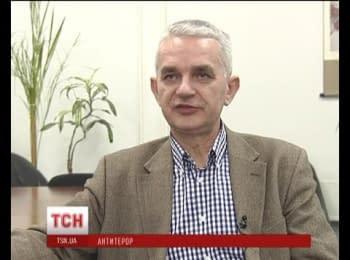 У всій Україні планується проведення антитерористичної операції