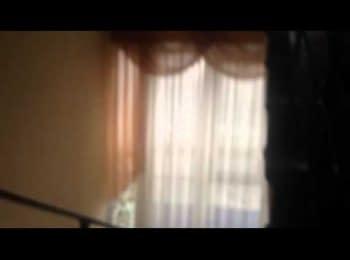 Снайпери стріляють по журналістах в готелі Україна