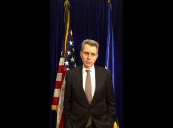 Звернення Посла США Пайєтта до виборних посадовців України