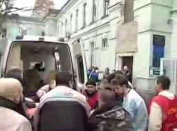 Лікар про поранених та вбитих на Майдані