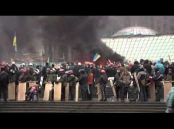 Kiev Sees Deadliest Day in 3 Months of Protests (Associated Press)
