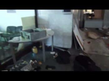 Протестувальники звільнили Укрдім від силовиків