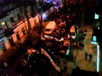 Kharkiv rebelled