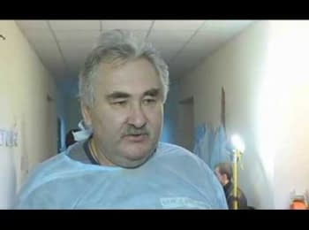 Urgent statement from doctors of Maidan