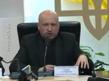 Турчинов хоче негайно розпустити Майдан