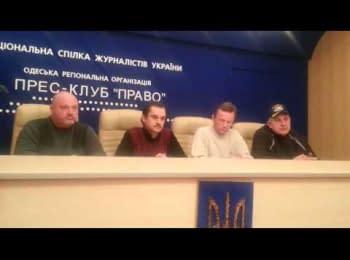 Український флот зберігає вірність українському народу