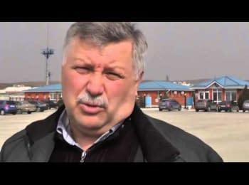 Мешканець Керчі розповів усю правду про «бандерівців» у Криму