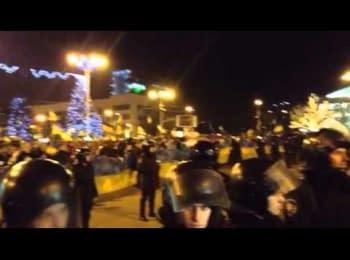 Донецьк, 05.03.2014. Два мітинги