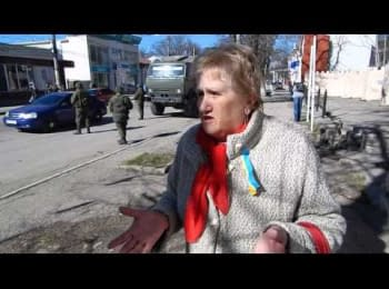 Крымчанка: российские СМИ обманывают людей