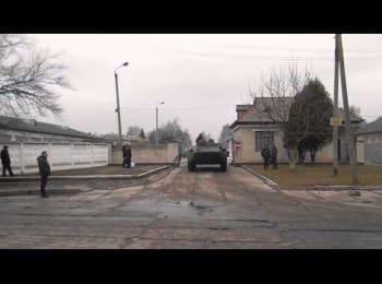 Українські військові починають навчання, Львів