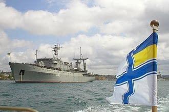 Штаб ВМС України, м. Севастополь. НАЖИВО