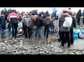 Цих людей не перемогти! Україна, Майдан (19.02.2014)