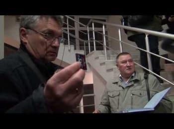 Один день из жизни журналистов, освещающих референдум в Крыму