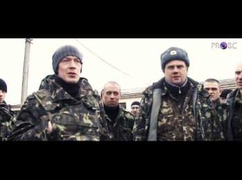 Половецький полігон. Мобілізовані люди невдоволені діями військкомату