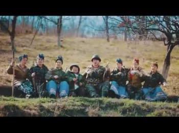 """Музичний колектив """"Лісапетний батальйон"""" підтримує українську армію"""