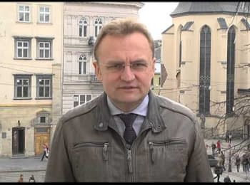 Appeal of the mayor of Lviv to Ukrainians, March 26, 2014