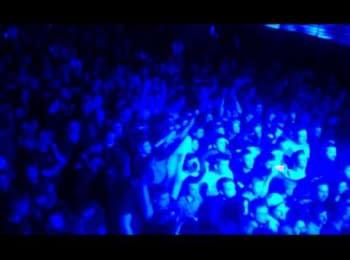 В Донецке на концерте группы «Ляпис Трубецкой» фанаты спели гимн Украины