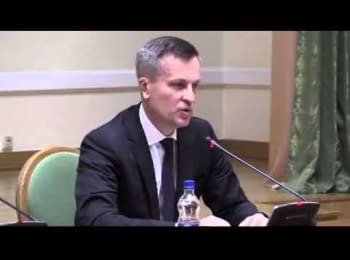 Briefing concerning mass killings of people in Kiev on February 18-20, 2014