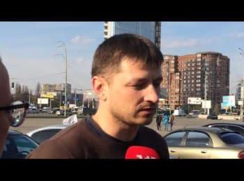 Звільнений капітан Дем'яненко: Росіяни не розуміли, чому військові чинять такий опір
