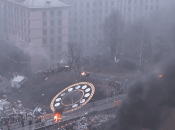 The shooting at Maidan - on February 20, 2014. The Ministry of Internal Affairs published new video