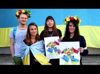 Правда про Україну устами простих людей