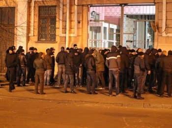 У Києві почали заарештовувати бійців спецпідрозділу «Беркут»