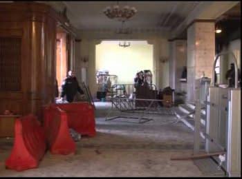 В Харкові провели антитерористичну операцію без застосування вогнепальної зброї