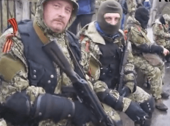 The armed people in Slavyansk. Who are they?