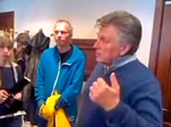 Ветеран підрозділу антитерору «Альфа» про події в Слов'янську, 14.04.2014