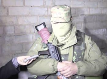 У ході антитерористичної операції аеропорт у Краматорську перейшов під контроль Міністерства оборони України, 15.04.2014