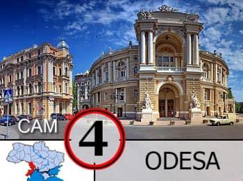 Odessa.  (Сamera 2)