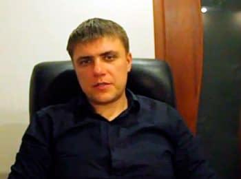 Самопровозглашенный мэр Горловки Александр Сапунов неожиданно решил «уйти в отставку»